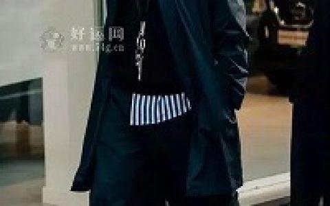 男生冬天黑色衣服怎么搭配 穿衣方法