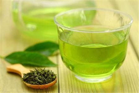 绿茶的五大功效与作用