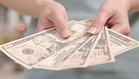 梦到把钱给别人是好事还是坏事