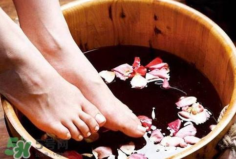 醋泡脚可以去死皮吗?醋泡脚可以减肥吗