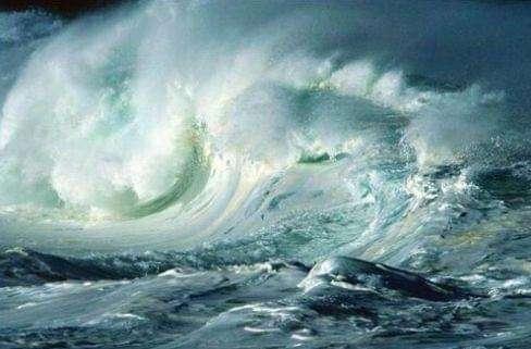 梦见地震海啸是什么意思