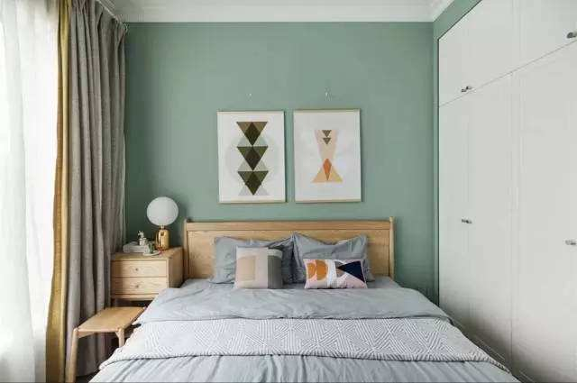 卧室适宜颜色选择,以人为本