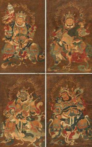 佛教四大天王是谁?佛教四大天王的来历